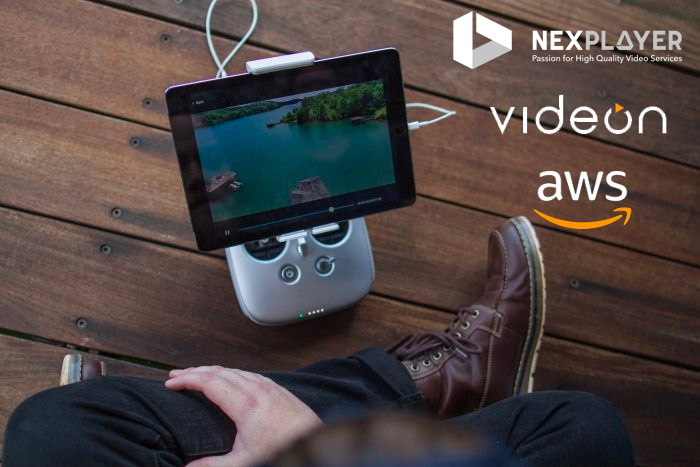 NexPlayer, Videon & AWS