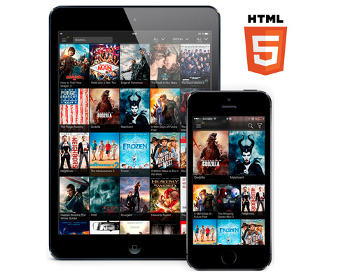 Nexplayer HTML5